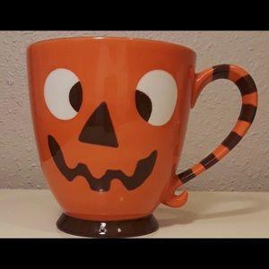 Starbucks 2007  Pumpkin Halloween Coffee Mug